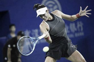Muguruza firma un buen comienzo en Wuhan