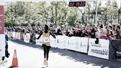 Alcalá de Henares se tiñe de atletas