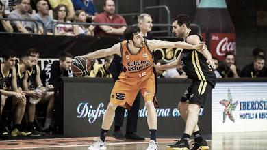 Valencia Basket sale vivo del Fernando Martín