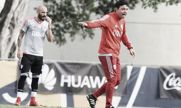 Gallardo: ''Han llegado dos jugadores importantes''