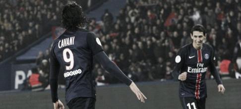 Di María rescata al PSG en Angers