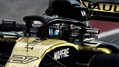 Ecuador Mundial F1: Renault, el líder de los 'mortales'