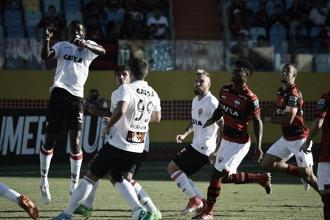 Com gol no fim, Vitória bate Atlético-GO fora de casa e deixa rebaixamento