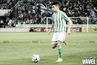 Álex Martínez, nuevo lateral izquierdo del Granada CF