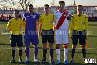 Resultado Guadalajara - Rayo Vallecano B (1-1)