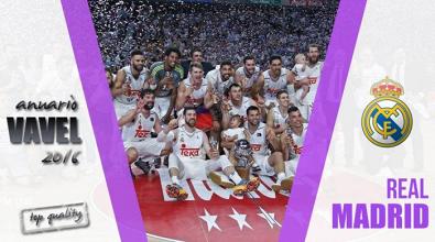 Anuario VAVEL 2016: Real Madrid Baloncesto, otro año de doblete