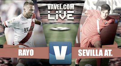 Resumen Rayo Vallecano 1-1 Sevilla Atlético