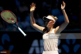 Australian Open 2018: 15-year old Marta Kostyuk continues cinderella run, defeating Olivia Rogowska in straight sets