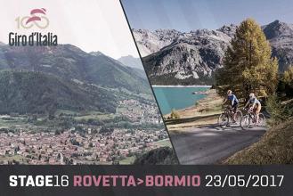 Giro de Italia en vivo, etapa 16: Rovetta - Bormio 2017
