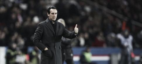 """Unai Emery: """"No hicieron fácil el partido"""""""