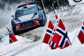 Rally di Svezia - Neuville di prepotenza