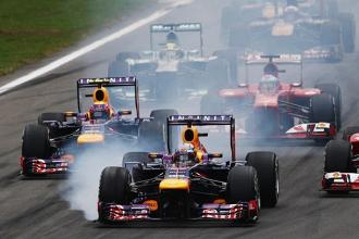 RedBull fera 1000 km d'essais avec Pirelli