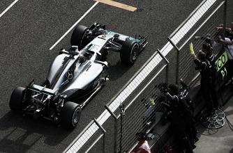 Vuelta al 2016. GP de China: Rosberg vuelve a ganar en una carrera loca