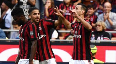 Milan, una vittoria sofferta
