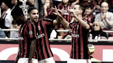 Milan - Spal in diretta, LIVE Serie A 2017/18 (2-0): 2 rigori su 2, Rodriguez e Kessie a segno!