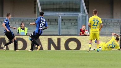 """Chievo ed Atalanta non si fanno male: finisce 1-1 al """"Bentegodi"""""""