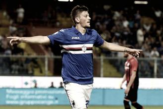 """Sampdoria, Dawid Kownacki: """"Squadra perfetta, ho scelto bene"""""""