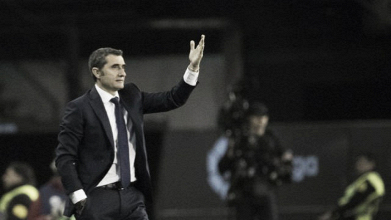 """Valverde valoriza empate diante do Celta no Balaídos: """"Temos que nos contentar"""""""