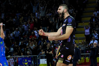 Volley M - La Lube Civitanova Marche è Campione d'Italia 2016/2017 della Superlega UnipolSai
