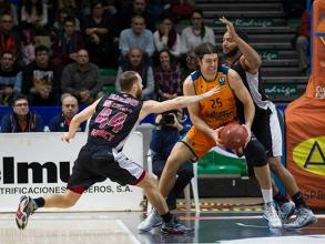 SLUC Nancy -Valencia Basket:una victoria en busca de la tranquilidad