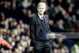 Wenger: «Não importa o tempo que fique no clube»