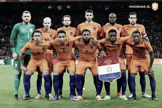 Holanda apunta a redimirse tras algunas dudas temporales