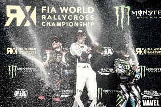 El sueco Mattias Ekström se alza con la victoria en el Barcelona Rallycross