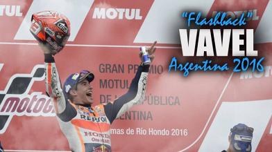 Flashback GP de Argentina 2016: Márquez pone la directa