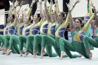 Com atletas olímpicos, Federação de Ginástica do Rio realiza evento festivo