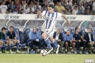 """Mikel Oyarzabal: """"Balaídos trae grandes recuerdos, pero lo importante es hacerlo igual de bien todos los partidos"""""""