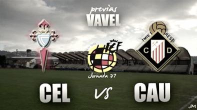 Celta de Vigo B - Caudal Deportivo: liderato o permanencia