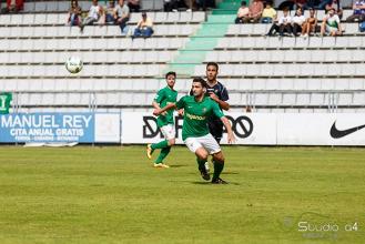 Racing de Ferrol – Coruxo FC: la liga en verde