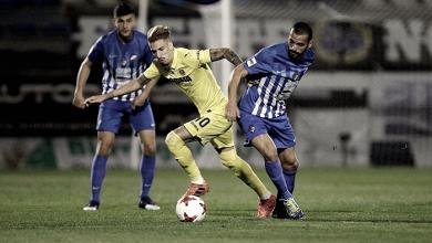 Ponferradina - Villarreal: puntuaciones Villarreal, 1/16 Copa del Rey