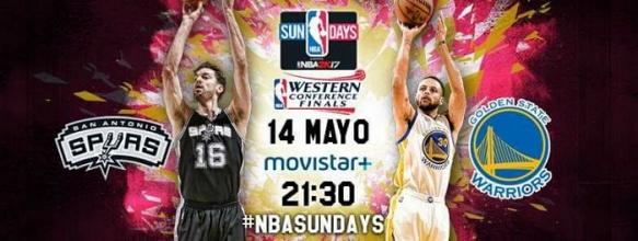 Previa NBA Sunday: Warriors contra Spurs