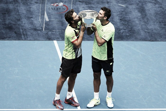 US Open: Rojer/Tecau defeat Lopez/Lopez to claim their second Grand Slam title