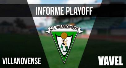 Informe VAVEL 'playoffs' 2017: CF Villanovense
