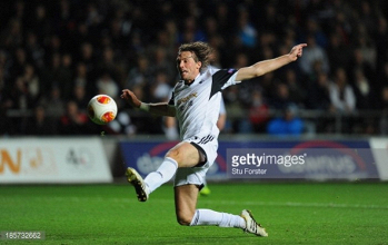 Former Swansea City forward Michu retires from football aged 31