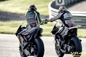 Valentino Rossi elogia a Nicky Hayden