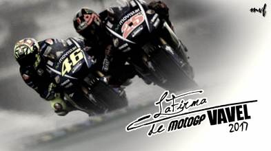 La Firma de MotoGP VAVEL: Yamaha reina y Rossi se destrona en la última vuelta