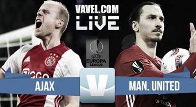 Resultado Ajax vs Manchester United, final de la UEFA Europa League en vivo (0-0)