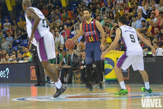Juan Carlos Navarro, baja para el tercer partido