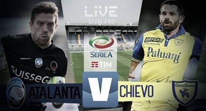Atalanta - Chievo in diretta, LIVE Serie A 2017 (1-0):FINISCE QUI!