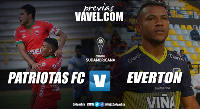 Previa Patriotas vs Everton CD: rumbo a la hazaña 'patriota'