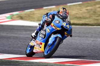 Moto3: Canet fastest in Spanish sun
