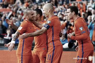 El reto de Holanda para llegar a la próxima Copa del Mundo
