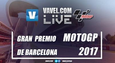 Dovizioso y los neumáticos aprietan el mundial. Resumen del Gran Premio de Cataluña 2017 de MotoGP