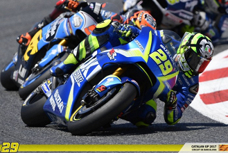 "MotoGp - Iannone: ""Nessuna rottura con Suzuki"""