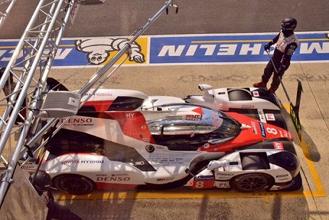 24 ore di Le Mans - Pole provvisoria per Kobayashi