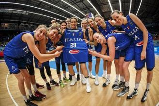 EuroBasket Women 2017 - Il settimo posto deve essere un punto di partenza per tutto il movimento