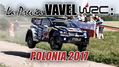 Comienza un rápido Rally de Polonia